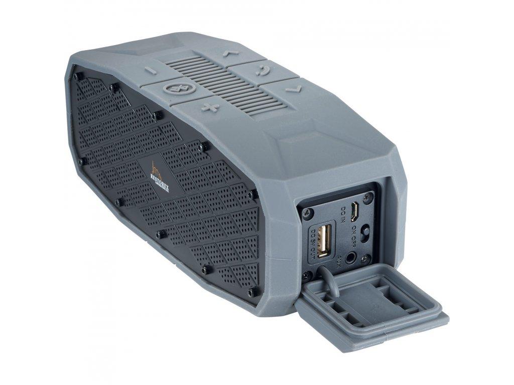 High Sierra® Lynx Outdoor Bluetooth Speaker/Charger