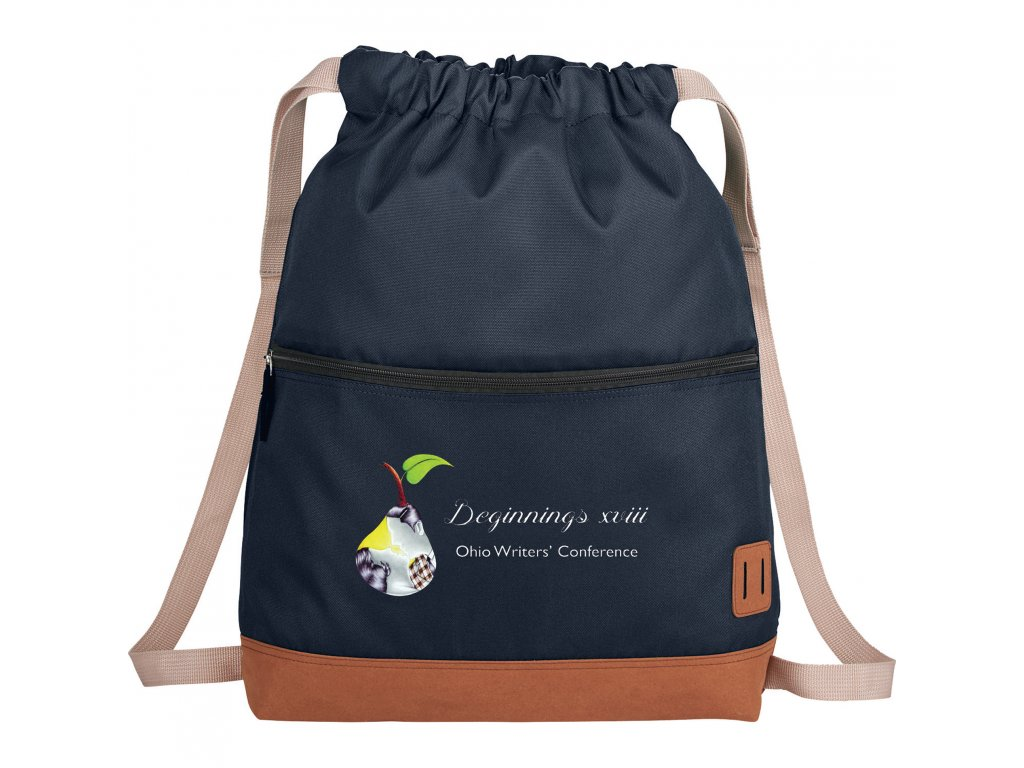 Cascade Deluxe Drawstring Backpack