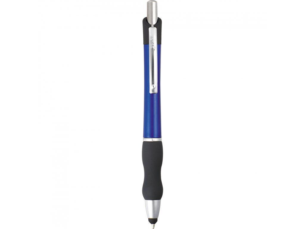 Scripto® Metallic Bubble Grip Ballpoint Stylus