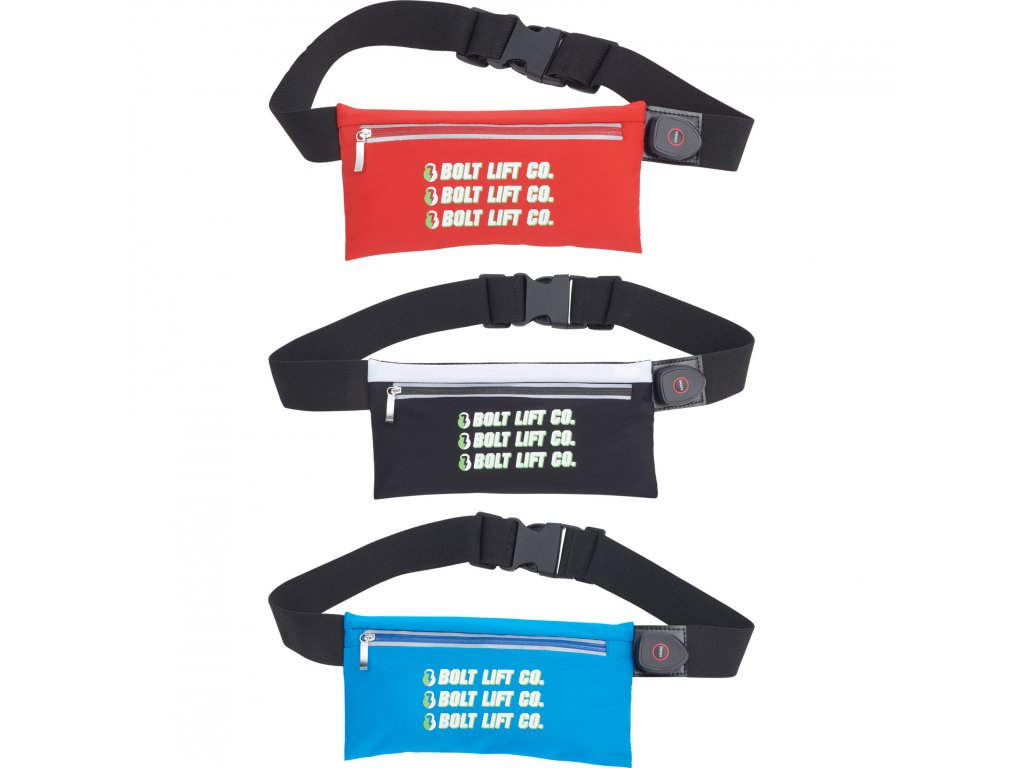 Lumos Rechargeable Light Up Fitness Belt