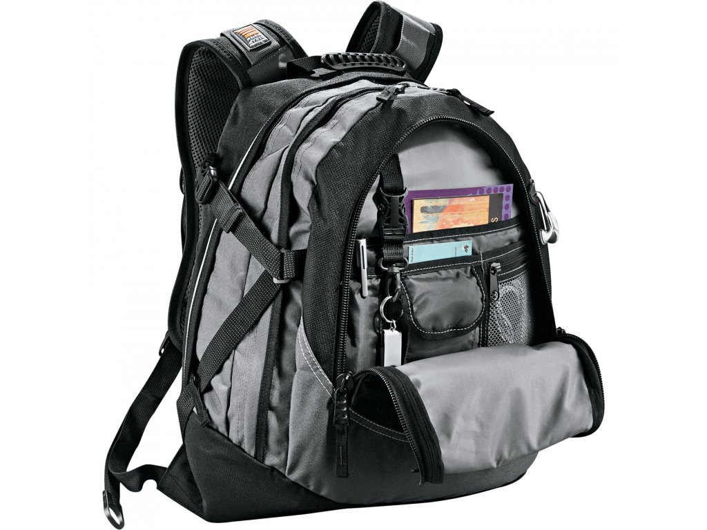 cca751dad 8050-95 High Sierra® Fat-Boy Backpack Leed's Promotional Products