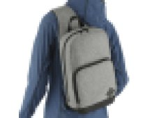 Graphite Deluxe Recycled Sling Backpack