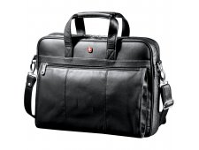 Wenger® Executive Leather Business Briefcase