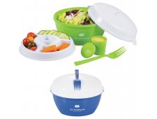 Color Dip Salad Bowl Set