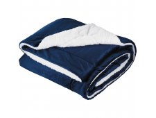 Sherpa Comforter Throw