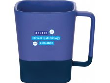 Color Step Ceramic Mug 16oz