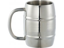 Growl Stainless Barrel Mug 14oz