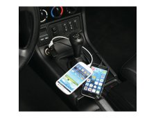 Typhoon Car Charger with Auto Safety Tools