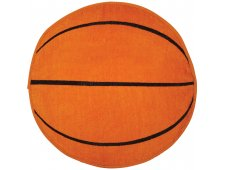 Basketball Shaped Stock Design Sport Towel