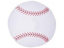 Baseball Shaped Stock Design Sport Towel