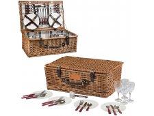 Picnic Time Newbury Wine Basket