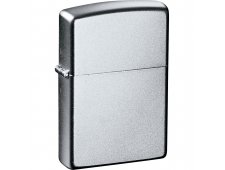 Zippo® Windproof Lighter Satin Chrome