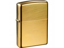 Zippo® Windproof Lighter High Polish Brass