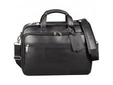 Kenneth Cole® Manhattan Leather Compu-Case