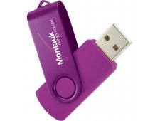 Rotate 2Tone Flash Drive 2GB