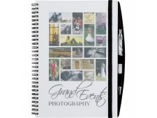 "7"" x 10"" Reveal Large Spiral JournalBook®"