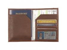 Cutter & Buck® Bainbridge Passport Wallet