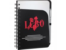 Scripto® Striker Spiral Notebook