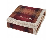 Kanata Cottage Plaid Throw