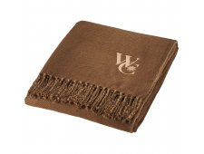Kanata Classic Reversible Throw Blanket