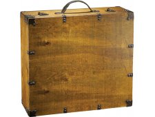 Kanata Antique Wood Blanket Box