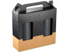 Valhalla Copper Vacuum Gift Set with Cork