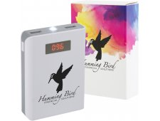 Mega Vault Power Bank with Full Color Wrap