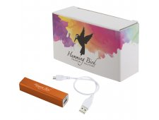Jolt Power Bank with Full Color Wrap
