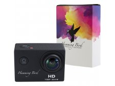 HD Action Camera with Full Color Wrap