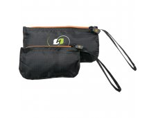 BRIGHTtravels Set of 2 Travel Pouches