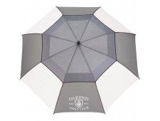 "60"" Heathered Sport Auto Open Golf Umbrella"
