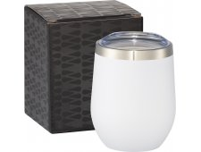 Corzo Copper Vac Insulated Cup 12oz With Gift Box