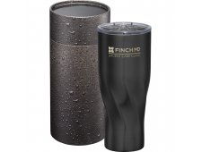 Mega Hugo Copper Tumbler 30oz With Cylindrical Box