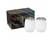 Corzo Cup 12oz 2 in 1 Gift Set