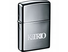 Zippo® Windproof Lighter Black Ice