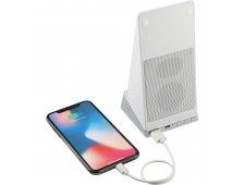 Weston Wireless Charging Powerbank Stand & Speaker