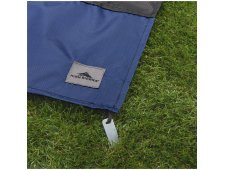 High Sierra Packable Hiking Blanket with Stakes