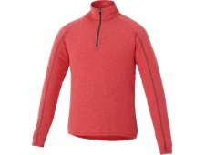 M-TAZA Knit Quarter Zip